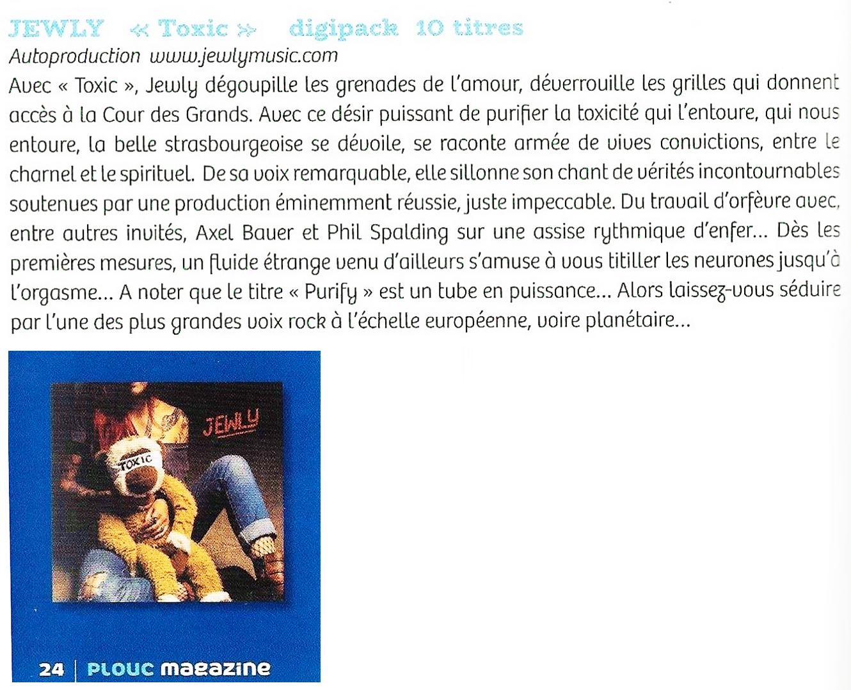 Plouc Magazine / Ange - Eté 2020